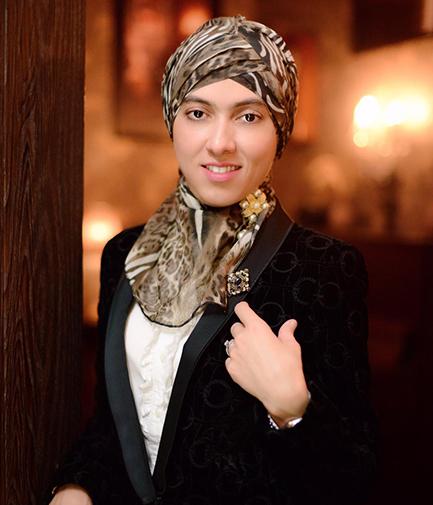 Lady Guli Sheikh